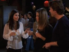 Friends 09x20 : The One With The Soap Opera Party- Seriesaddict